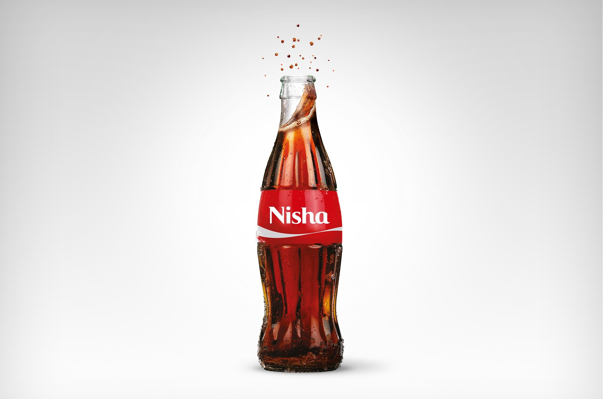 Share a Coke with Nisha
