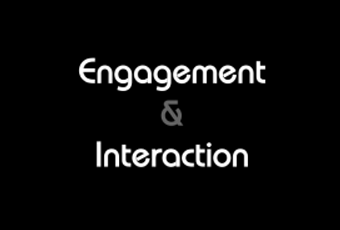 Anon. – Engagement and Interaction