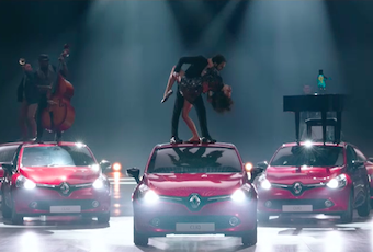 Renault Clio – Be Moved Not Driven